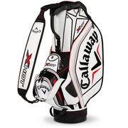 Callaway X Hot Staff Cart Bag 2013