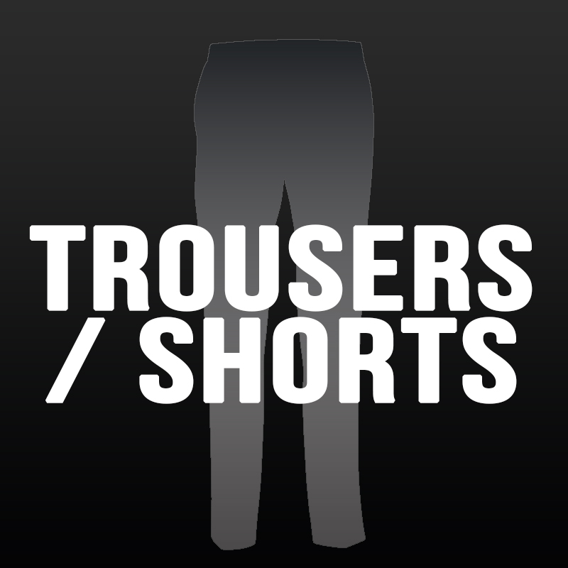 Sale Golf Trousers and shorts