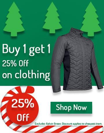 Buy 1 get 1 25% Off clothing