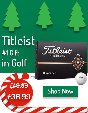 Titleist #1 Gift in Golf this Christmas here at Golfgeardirect.co.uk