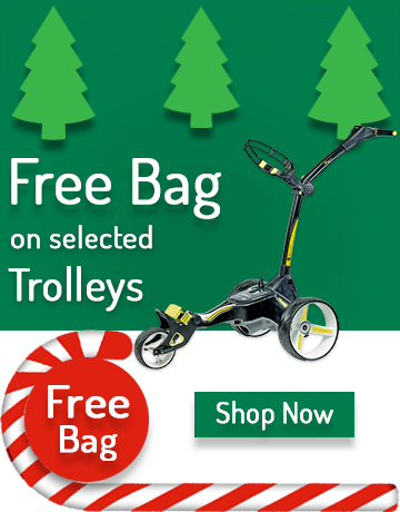 Get a Free bag on selected Lithium Trolleys