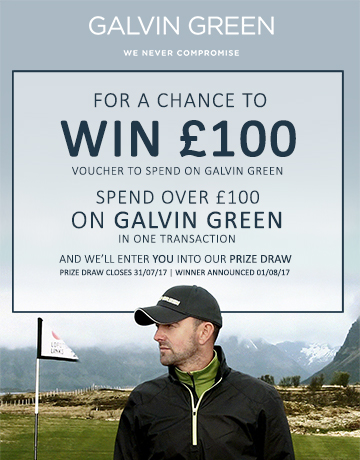 Galvin Green Competition
