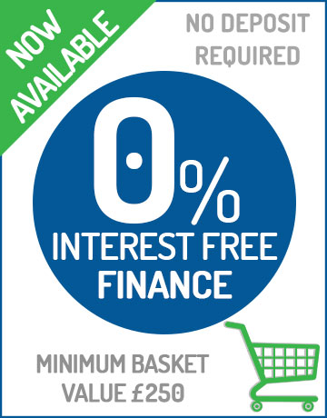 0% Finance on all orders over £250 | Golfgeardirect.co.uk