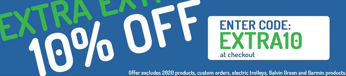 Extra 10% Off selected products