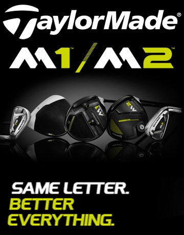 TaylorMade M Series Panel