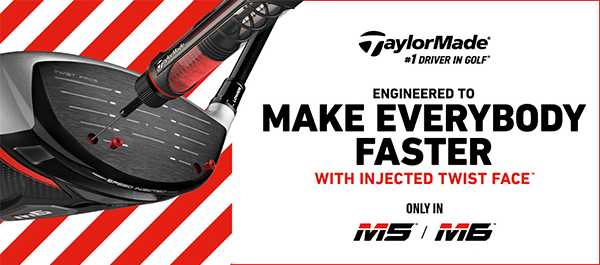 TaylorMade M5/M6 Launch