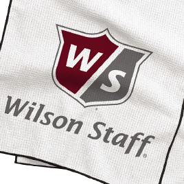 Wilson Golf Towels