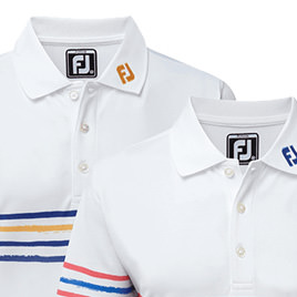 Junior Golf Shirts & Tops