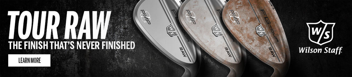 Wilson FG Tour Wedges at Golfgeardirect.co.uk