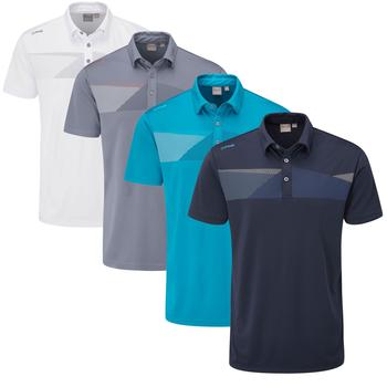 Ping Holten Golf Polo Shirt