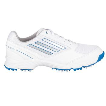 Junior Adizero Sport  WhiteSilver Junior UK 3 Standard
