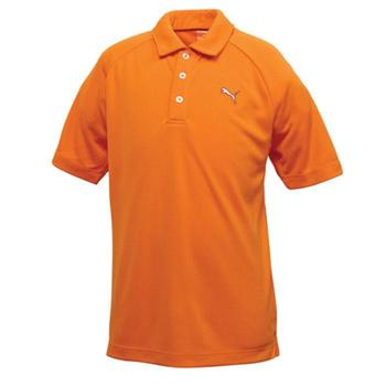 Puma Golf Junior Tech Polo