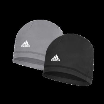 Adidas Microfleece Crest Winter Beanie Hat  Black