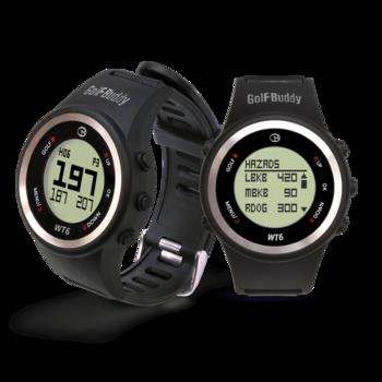 Golf Buddy WT6 Golf GPS Watch  Black