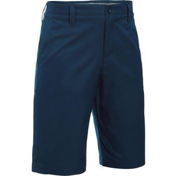 452b02cae54 Under Armour Match Play Junior Shorts - Navy Golfgeardirect.co.uk
