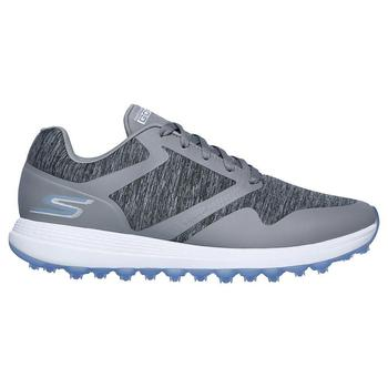 Skechers Max-Cut Women's Golf Shoes - Grey/Blue