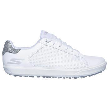 06544de00 Skechers Drive 4 Shimmer Women s Golf Shoes - White