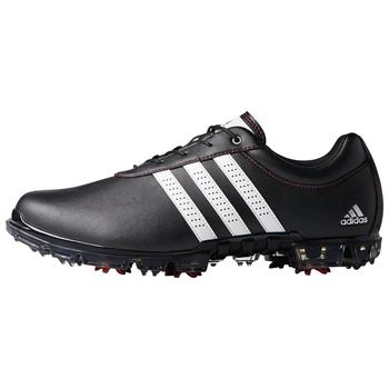 2e6522824736 Adidas AdiPure Flex WD Golf Shoes - Black White
