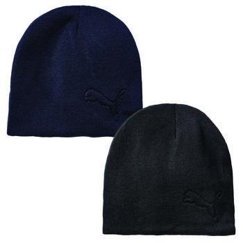 6715532aec14f Puma Reversible Beanie Hat OSFA Black