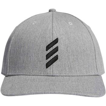 adidas Adi Bold Stripe Golf Hat - Grey Two Melange