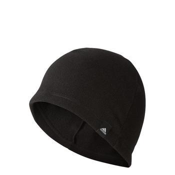 23c4af04b9e Adidas Crest Beanie Hat - Black - Golf Gear Direct