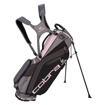 Cobra Golf Ultralight Stand Bag 2019 - Black/Pink main