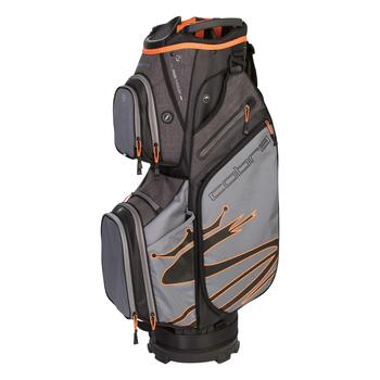 Cobra Golf Ultralight Trolley Bag 2019 - Black-Orange main