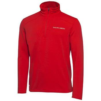 Galvin Green Dwayne Tour Pullover - Red Main