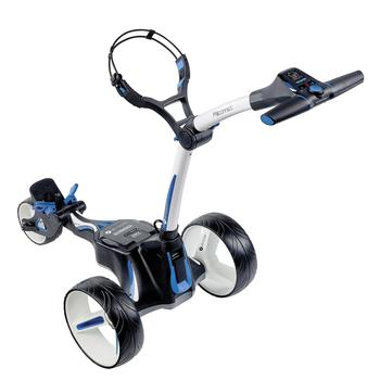 Motocaddy M5 Connect 2018 Electric Trolley - Alpine