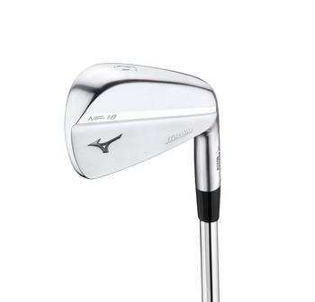 Mizuno MP-18 Irons 4-PW
