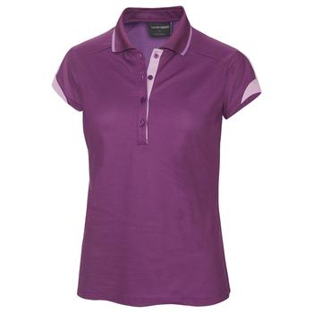 Galvin Green Mandy Shirts - Wild Orchid / Heather