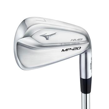 Mizuno Golf Men's MP-20 HMB Irons - Steel