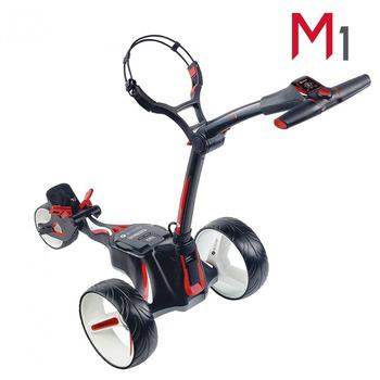 Motocaddy M1 2018 Electric Trolley - Black
