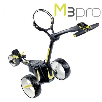 Motocaddy M3 Pro Black Electric Trolley 2019 - Standard Lithium
