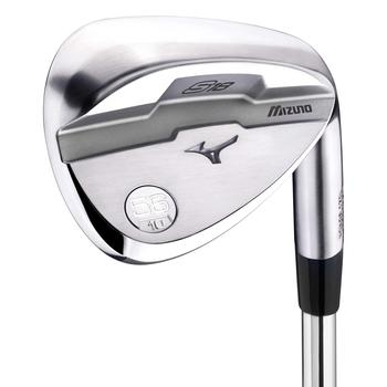 Mizuno S18 Chrome Wedge 46 06