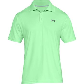 ddbc33bf Under Armour Performance 2.0 Polo Shirt - Green Typhoon
