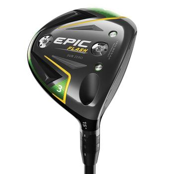Callaway Epic Flash Sub Zero Fairway Woods - Main