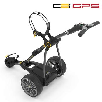 Powakaddy Compact C2i Electric Lithium Golf Trolley 2019 Main