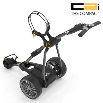 Powakaddy Compact C2i Electric Trolley 2019 - Extended Lithium