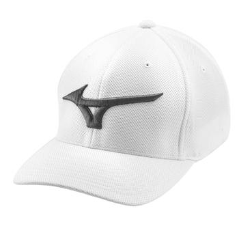Mizuno Tour Performance Golf Cap - White
