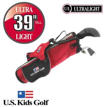 US Kids Ultralight Junior Set (39'' Tall) Age 3-5