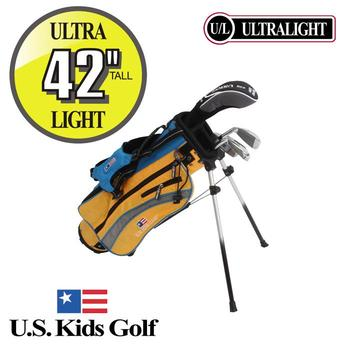 US Kids Ultralight Junior Set (42'' Tall) Age 4-6