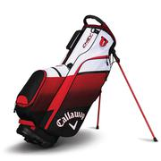 Callaway Chev Stand Bag 2018 - Black/Red/White