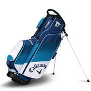 Callaway Chev Stand Bag 2018 - White/Blue/Navy