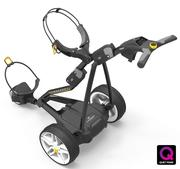 Powakaddy FW3s Electric Golf Trolley 2018 - Black