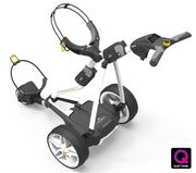 Powakaddy FW3s Electric Golf Trolley 2018 - White