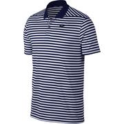 Nike Dry Fit Victory Polo Stripe LC - College Navy