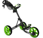 Clic Gear Cart Golf Trolley 3.5 Charcoal/Lime