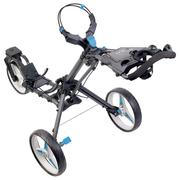 Motocaddy P360 Push Cart - Black / Blue