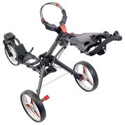 Motocaddy P360 Push Cart - Black / Red
